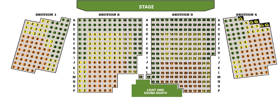 Blossom Seating Chart Awesome Home